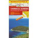 Chorwacja i Słowenia samochodowa