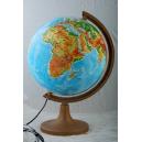Globus podświetlany 32 cm