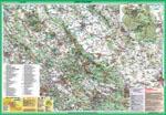 awers mapy Góry Stołowe