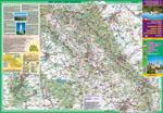 rewers mapy Góry Wałbrzyskie