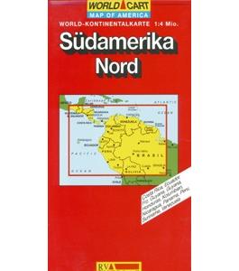 Ameryka Południowa - część północna