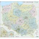 POLSKA administracyjna