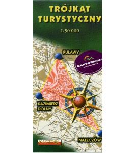 Trójkąt turystyczny - Kazimierz Dln., Nałęczów, Puławy