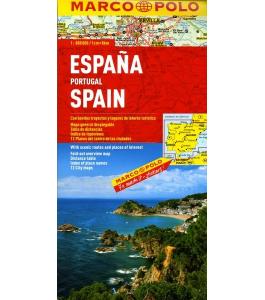 Hiszpania i Portugalia samochodowa