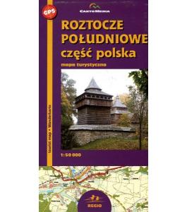 Roztocze Południowe. Część polska
