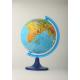 Globus fizyczny 22 cm