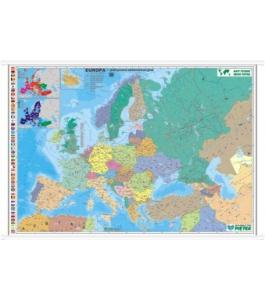 EUROPA polityczno - administracyjna
