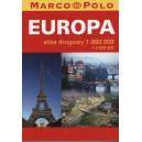 Europa atlas samochodowy 1:800 000