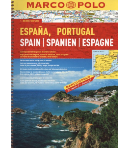 Hiszpania i Portugalia samochodowy