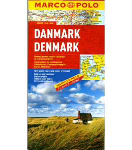 Dania 1:300 000