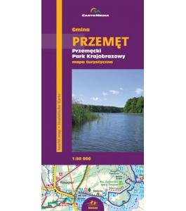 Gmina Przemęt Przemęcki Park Krajobraz