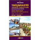 Trójmiasto - atrakcje turystyczne 1:25 000