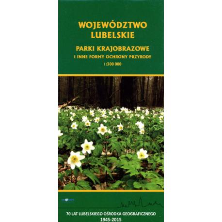 Województwo lubelskie - parki krajobrazowe